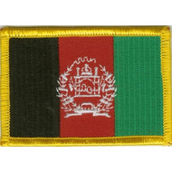 Patch Afghanistan flag patch