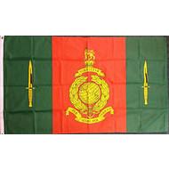 Vlag Commando Training Centre Royal Marines flag