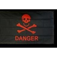 Vlag DANGER vlag