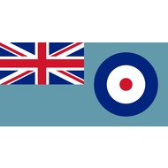 Vlag Royal Air Force Ensign vlag