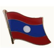 Speldje Laos vlag Pin Speldje