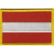 Patch Austria Civil flag patch