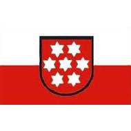 Vlag Thuringia vlag 1920