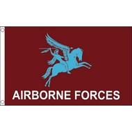 Vlag Pegasus Airborne flag