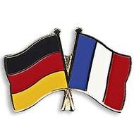 Speldje Nederland vlag 28 NAVO partners vlag Vriendschapsspeldje