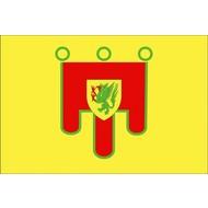 Vlag Departement Puy de Dome Drapeau