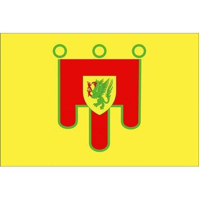 Vlag Departement Puy de Dome vlag