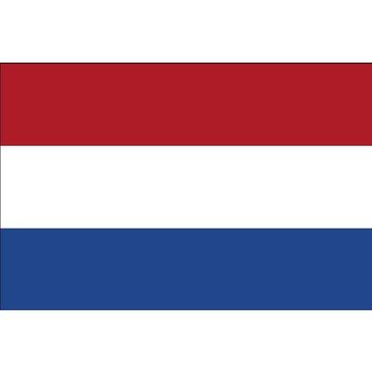 Vlag Megagrote 3 x 5m Nederland Nederlandse supportersvlag