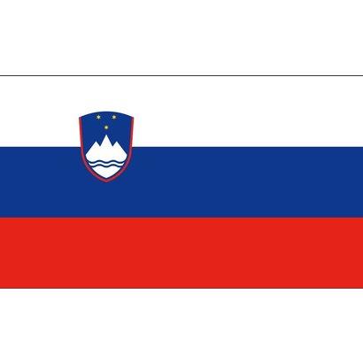 Bootvlag Slovenie Sloveense Bootsvlag