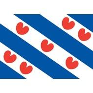 Bootvlag Provincie Friesland bootvlag