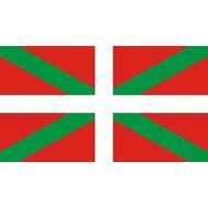 Bootvlag Baskenland Baskische bootvlag