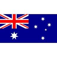 Vlag Australia vlag te huur per week