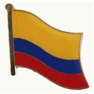 Speldje Colombia vlag Pin Speldje