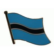 Speldje Botswana flag lapel Pin