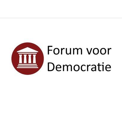 Vlag Forum voor Democratie vlag