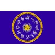 Vlag Zodiak vlag