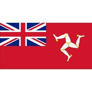Vlag Isle of Man Civil Ensign flag
