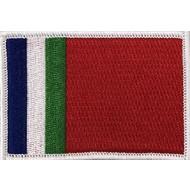 Patch Molukse vlag patch