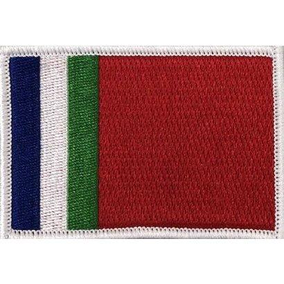 Patch Republiek der Zuid-Molukken vlag patch