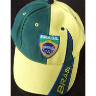 Baseball pet Brazil flag Baseball Cap