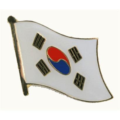 Speldje Zuid Korea vlag speldje