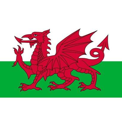 Vlag Wales vlag