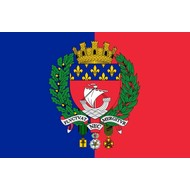 Vlag Frankrijk Paris vlag