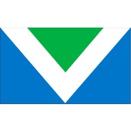 Vlag Veganisme vlag