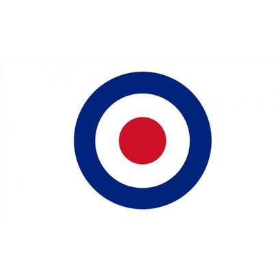 Vlag Mod Target flag