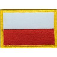 Patch Polen civiele vlag patch