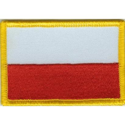 Patch Poland Civil flag patch