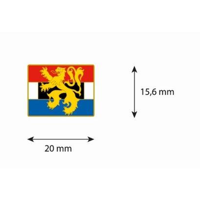 Speldje Benelux flag lapel pin