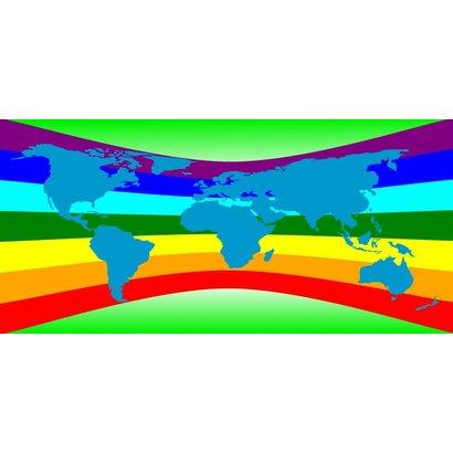 Wereld Regenboogvlag