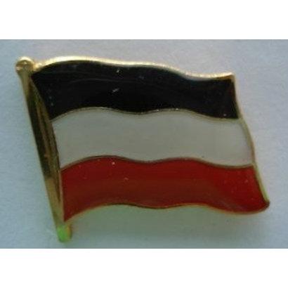 Speldje Duitse Reichsflagge Rijksvlag speldje