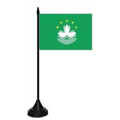 Tafelvlag Macau Table flag