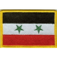 Patch Syria flag patch
