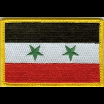 Patch Syria Syrie vlag patch - Copy