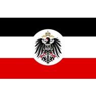 Vlag Duitse Rijk Kolonialamtvlag
