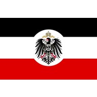 Vlag German Imperial Foreign Office flag