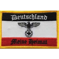 Patch Imperial Germany flag patch Meine Heimat