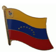 Speldje Venezuela flag lapel pin