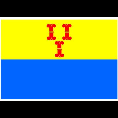 Vlag Barneveld Gemeente boat flag