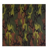 Bandana Camouflage vlag Bandana