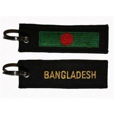 Sleutelhanger / Keyring Bangladesh vlag sleutelhanger