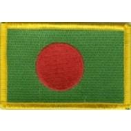 Patch Bangladesh vlag patch