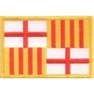 Patch Barcelona flag Patch