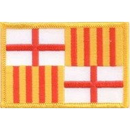 Patch Barcelona vlag patch