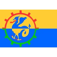 Vlag Beesel Gemeentevlag