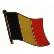 Speldje Belgium flag lapel pin