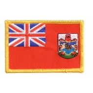 Patch Bermuda flag patch